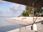 White beach San Blas