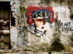 Penang streetart