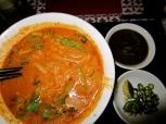 Spicy laksa