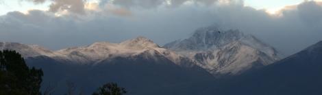 Barreal Andes Argentina
