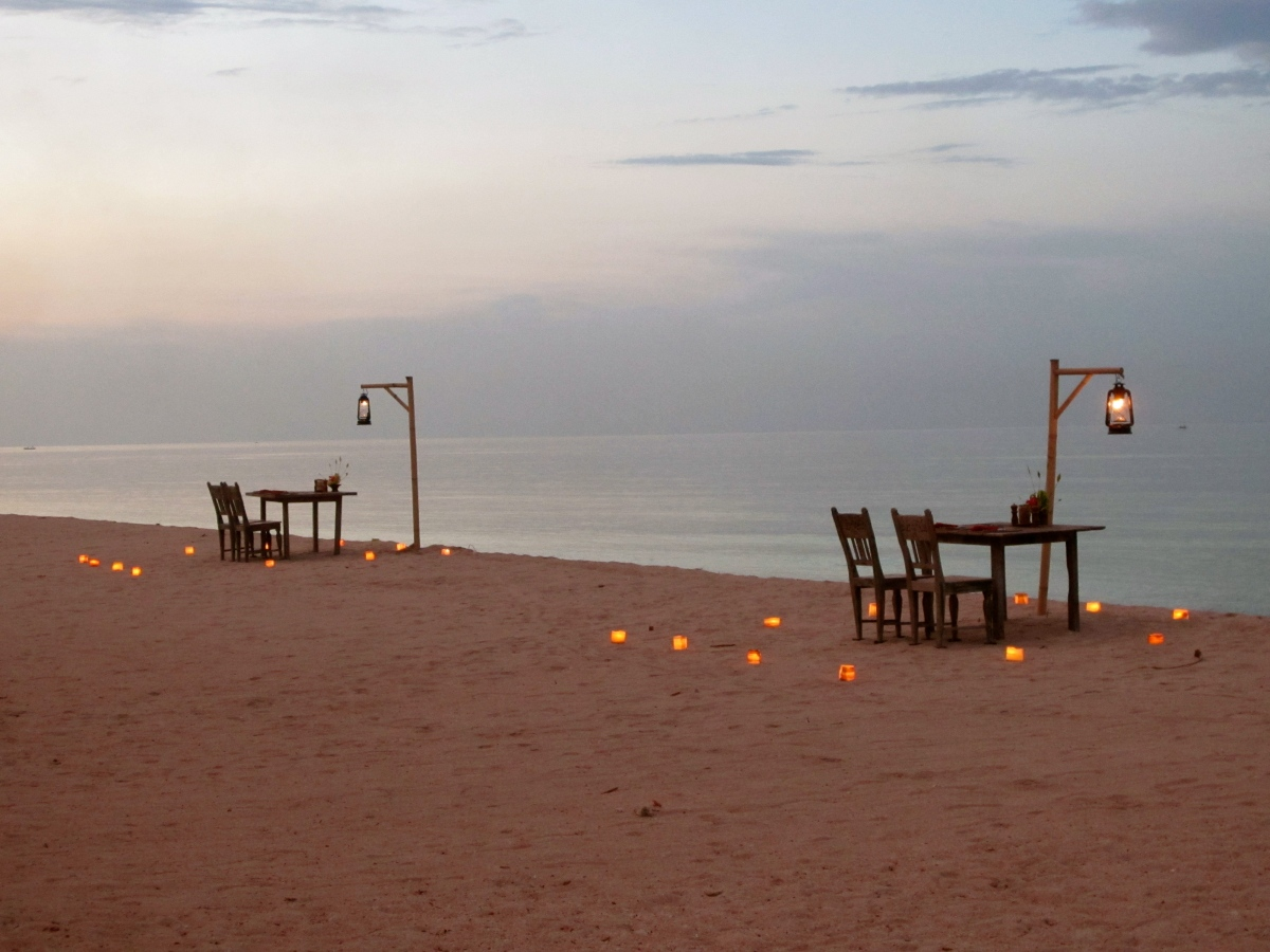 Honeymoon Worthy Romance Lombok