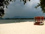 Tugu Lombok White Sand Beach