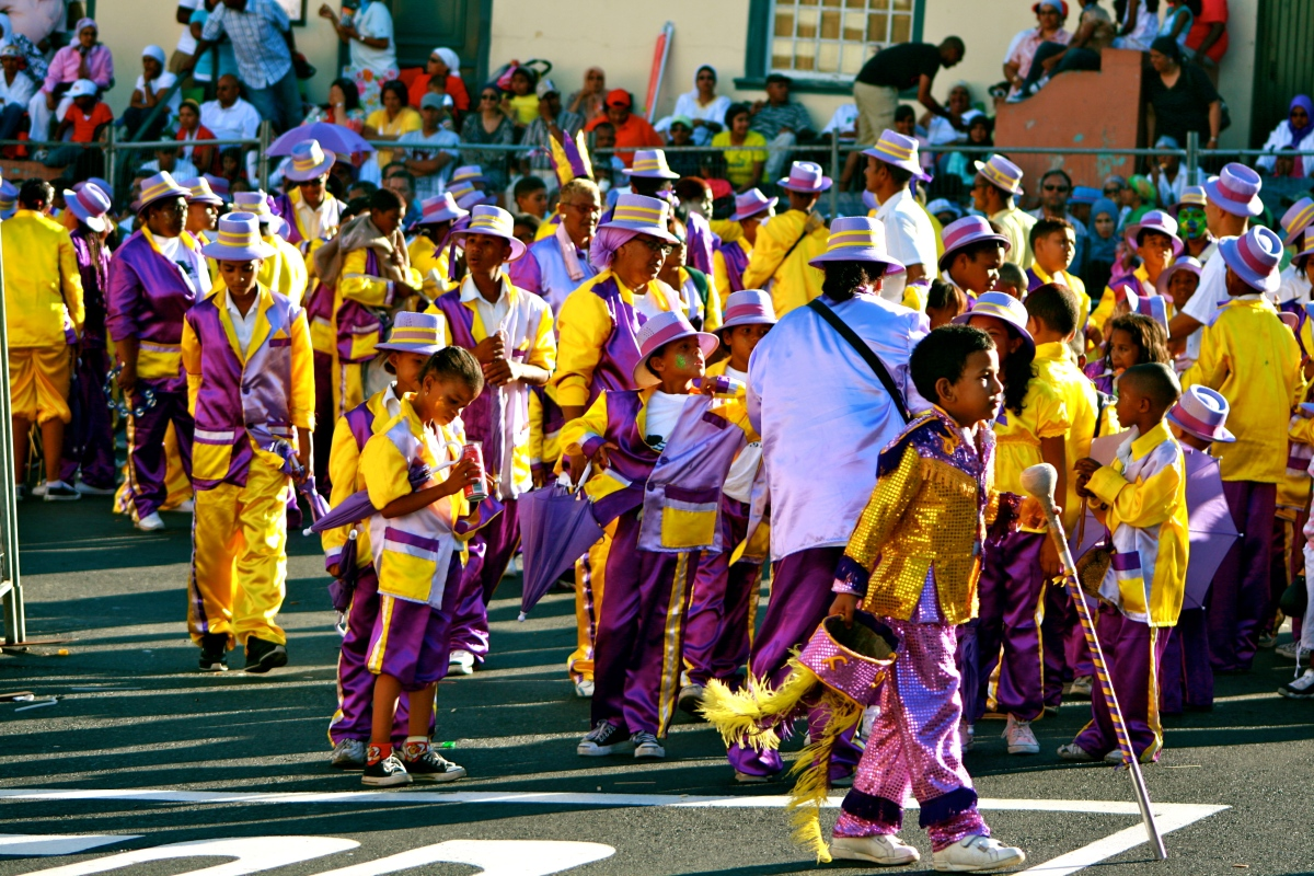 Cape Town Carnival break